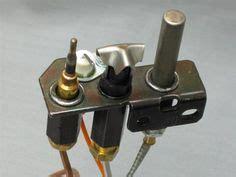 pilot light won t stay lit gas fireplace repair pilot light home small reparation