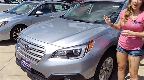 2017 Subaru Outback Windshield Replacement Features