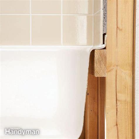 tile installation backer board   bathtub