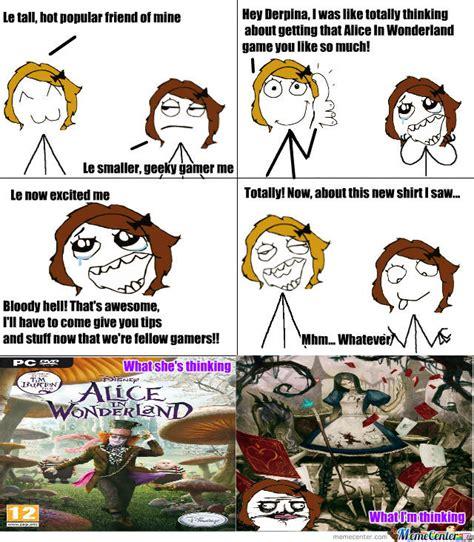 Alice In Wonderland Memes - alice madness returns to wonderland by sirennegirl meme center