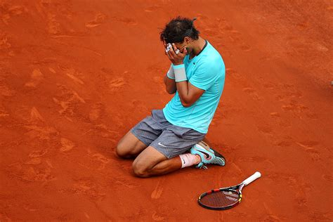 Rafael Nadal Defeats Stan Wawrinka to Win French Open 2017 Men's Final   Bleacher Report   Latest News, Videos and Highlights