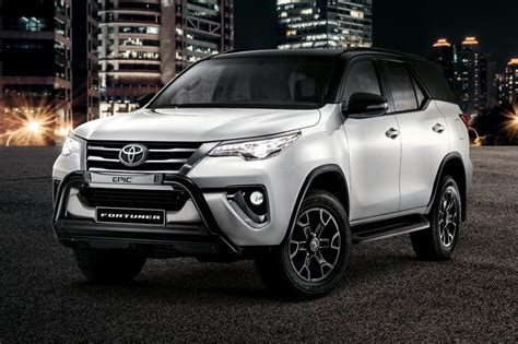 Toyota Fortuner Epic (2020) Spec and Price - Cars.co.za