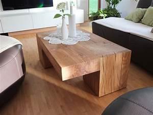 Wohnzimmertisch Eiche Massiv : kundengalerie woodlux ~ Orissabook.com Haus und Dekorationen