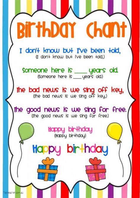 birthday chant much better than the same birthday 472 | a22c29ea6dd7e633139b34cbc1c8bb26