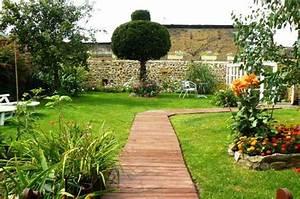 Allée De Jardin Pas Cher : comment am nager une all e dans son jardin ~ Premium-room.com Idées de Décoration
