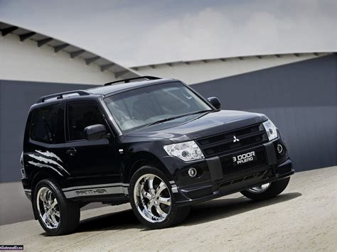mitsubishi pajero io 2015 mitsubishi pajero io pictures information and