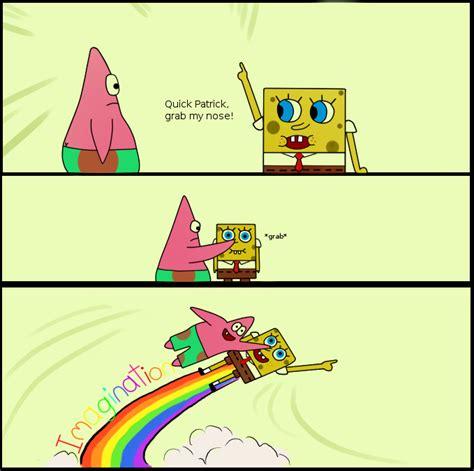 Image 309625 Imagination Spongebob Know Your Meme