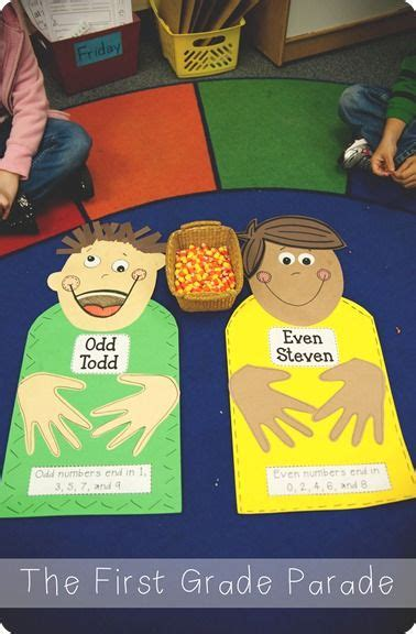 1000+ Images About Math  Oddeven On Pinterest  Pocket Charts, Number Activities And Lesson Plans