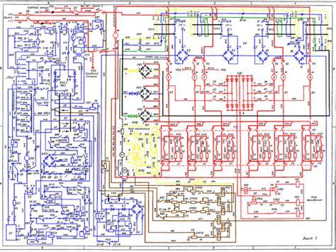 пневматическая схема тепловоза 2тэ10у