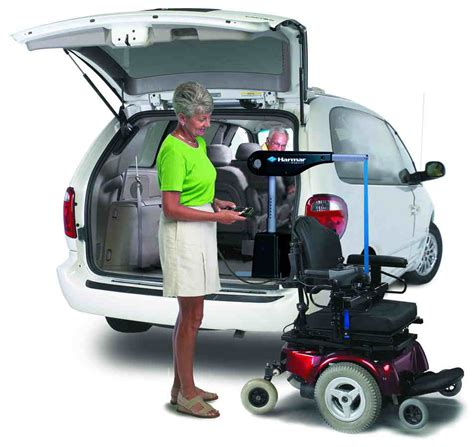 wheelchair assistance car lift wheelchair