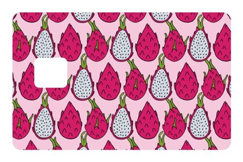 Customize any debit/credit card or metro card in the world. Dragon Fruit - CUCU Covers   Dragon fruit, Fruit, Patented products