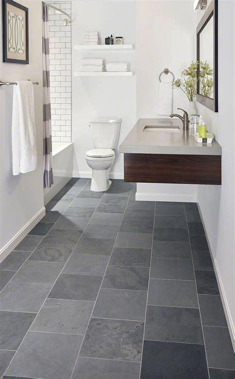 white subway tile    slate bathroom tile slate