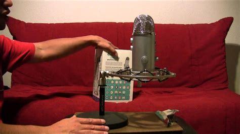 yeti microphone usb microphones
