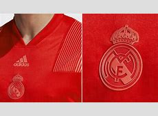 Real Madrid's 'Tango' Kit For The 201819 Season Is Really