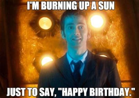 Dr Who Birthday Meme - dr who happy birthday meme 2happybirthday