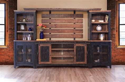 discount rustic furniture high quality solid wood