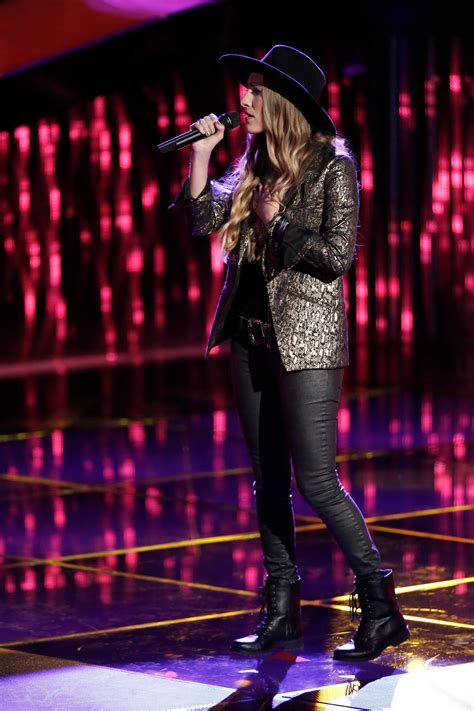 voice blind auditions premiere night  photo