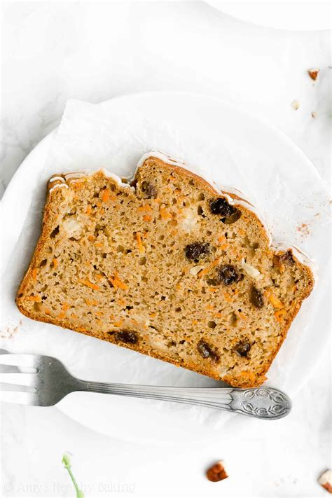Submitted 5 years ago * by nourishandnestle. The ULTIMATE Healthy Carrot Pound Cake - moist, tender ...