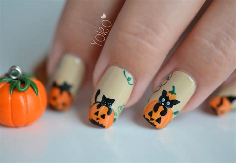 100+ Halloween Nail Art Design Ideas Just For You