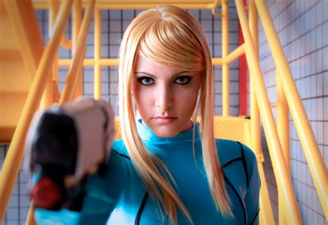 Worlds Greatest Samus Cosplayer Goes For Zero Kotaku