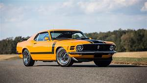 1970 Ford Mustang Boss 302 Fastback 302 CI, 4-Speed | Lot T157 | Kissimmee 2017 | Mecum Auctions