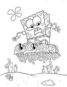 Free Printable Spongebob Squarepants Coloring Pages For Kids | Spongebob drawings, Spongebob