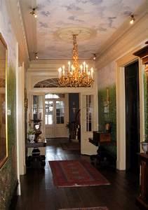 Houmas House Plantation - Main House - Interior - Entrance