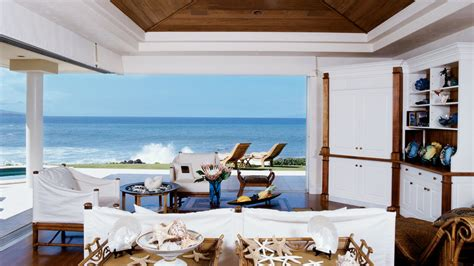 15 Idea-filled Outdoor Rooms On The Coast