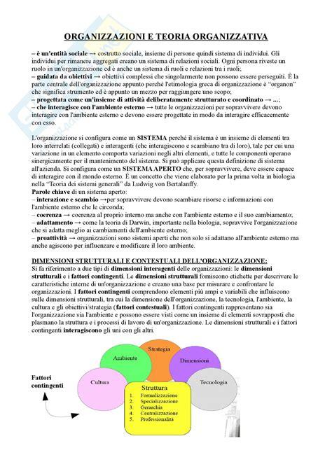 organizzazione aziendale dispense riassunto esame organizzazione aziendale prof isari