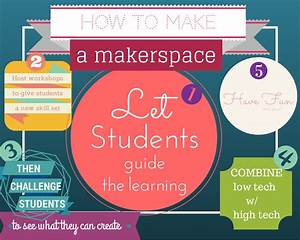 How to Make a Makerspace- Colleen Graves   Library ...