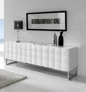 Buffet noir et blanc pas cher galerie avec buffet salle for Deco cuisine avec buffet salle À manger pas cher