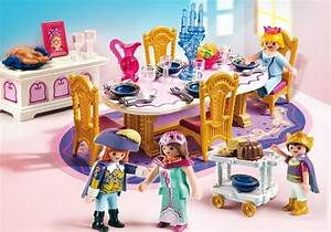 playmobil set 5145 royal banquet room klickypedia With salle a manger princesse playmobil