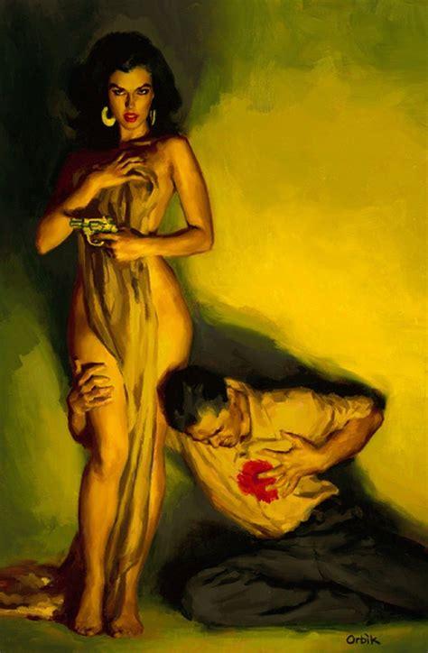 femme  glen orbik  love  nonsensical