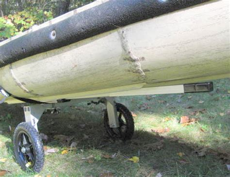 10ft Jon Boat Capacity by Sailboats To Go 187 Strongest Canoe And Kayak Cart Sold Here