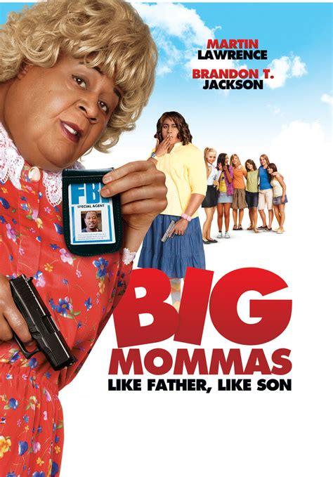 uk poster  big mommas house