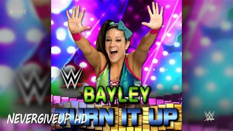 wwe bayley  theme song turn    link