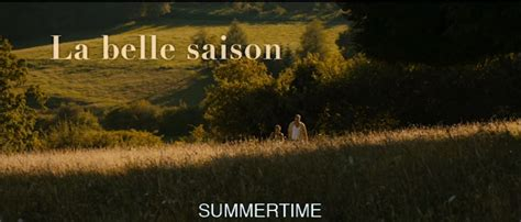 summertime cecile de france