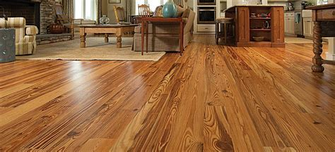 Heart Pine, Reclaimed Wood Flooring, Goodwin Company