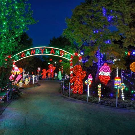 hunter valley gardens christmas lights hunter valley