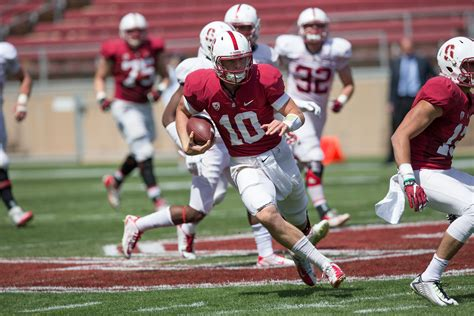 Football Spring Game Takeaways And Analysis  Stanford Daily