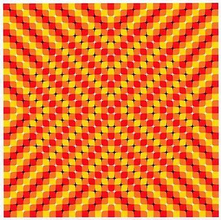 test illusioni ottiche le figure nascoste