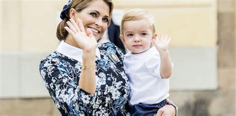 Princesse Madeleine de Suède : Confidences d'une maman ...