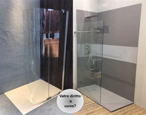 docce a muro doccia aperta walk in vantaggi e problemi fratelli