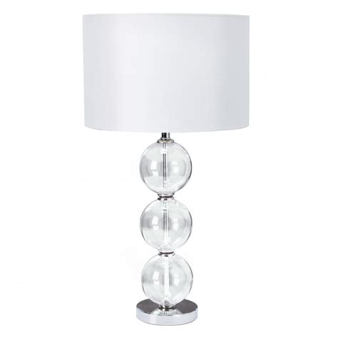 clear ball floor l 6194cc 1 table floor l clear glass ball