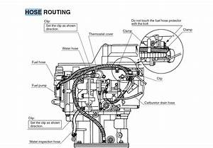 Cooling System News  Yamaha Outboard Cooling System Diagram