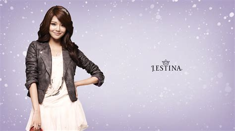 girls generation jestina wallpapers