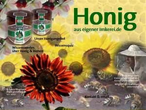 Honig Aus Eigener Imkerei : honig aus eigener imkerei ~ Whattoseeinmadrid.com Haus und Dekorationen