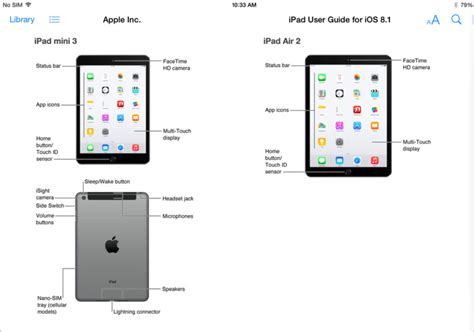 apple mistakenly confirms ipad air   ipad mini  features