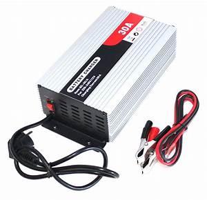 12v Batterie Ladegerät : 12v kfz batterie ladeger t 14 7 14 9v dc 30a bc 30 a 10747 ~ Jslefanu.com Haus und Dekorationen