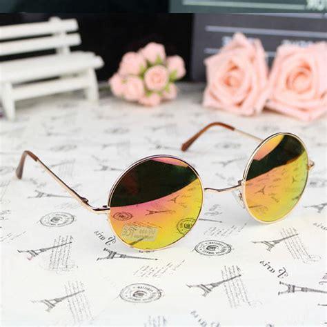 chambre de commerce et d artisanat lunettes de soleil rondes vintage 60s 70s lennon